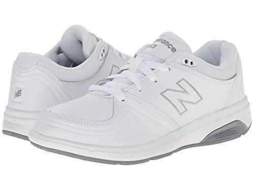 (ニューバランス) New Balance レディースウォーキングシューズ?靴 WW813 White 12 (29cm) B - Medium