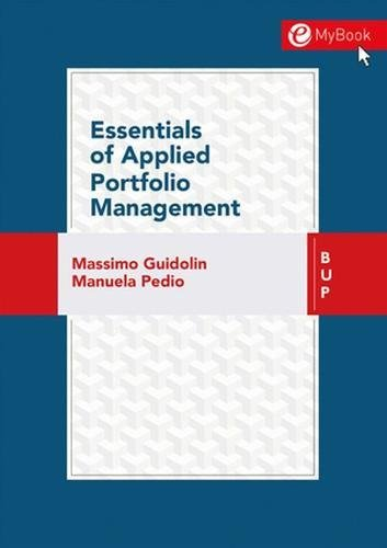 Essentials of Applied Portfolio Management by Bocconi University Press