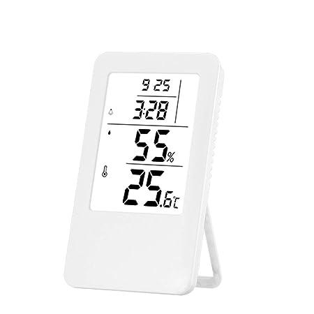 AILI Relojes meteorológicos Termómetro electrónico Hogar Interior ...