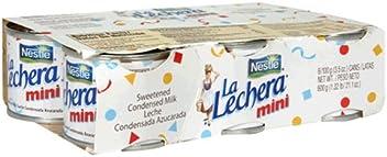 La Lecherita, 6-Mini Can (Pack of 6 - Total of 36 Mini