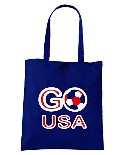 Borsa Blu UNITI Navy UNITED Shopper USA STATI WC0115 STATE rznOrw5q