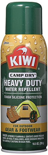 Kiwi Camp Dry Heavy Duty Water Repellent (6-10.5 oz cans) by Kiwi