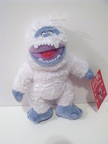 Rudolph the Red Nosed Reindeer Movie Plush Character: Bumble Abominable Snowman Snow Monster 8 (Snow Monster From Rudolph The Red Nosed Reindeer)