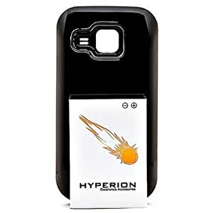 Samsung Galaxy Indulge R910 Extended 3600mAh Li-Ion Battery + Battery Door Cover