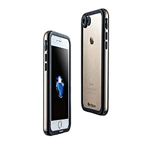 Slim Waterproof and Shockproof Cover for iPhone 7 Gold