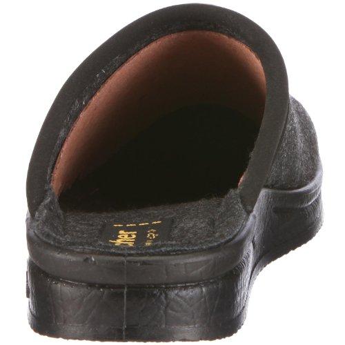 Fischer Herren Anthrazit 205 Grau Pantoffeln FwAqar8xF