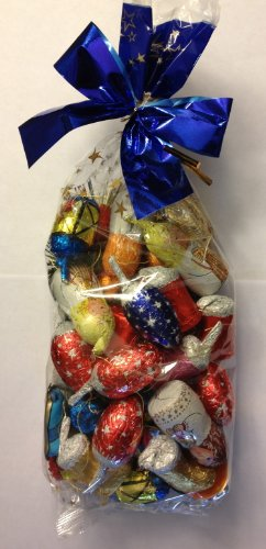 Riegelein Chocolate Christmas Tree Ornaments Mix Large Bag 240g