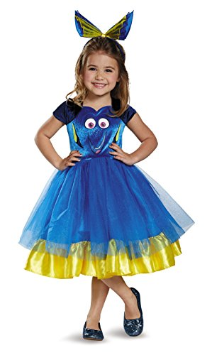 (Deluxe Dory Tutu Costume - Toddler)