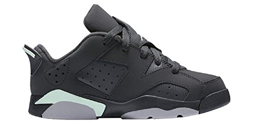- NIKE JORDAN GIRLS' PRESCHOOL 6 RETRO LOW GP BASKETBALL SHOES (2.5 M US LI