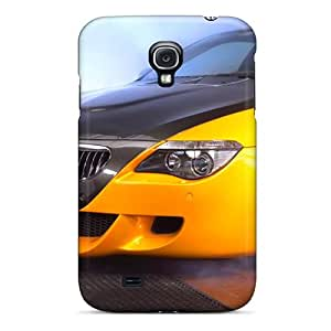 BraventJohnason Premium Protective Hard Cases For Galaxy S4- Nice Design - Yellow Ac Schnitzer Tension Concept Bmw Front Section