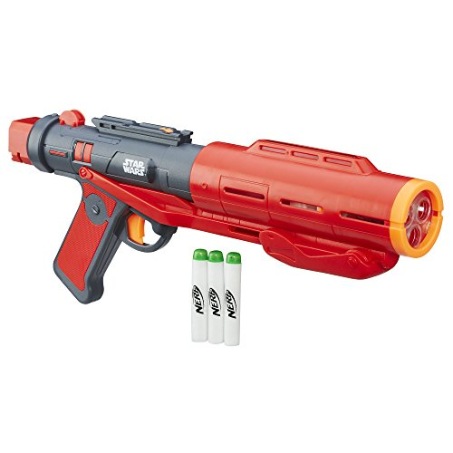 Star Wars Rogue One Nerf Imperial Death Trooper Deluxe Blaster]()