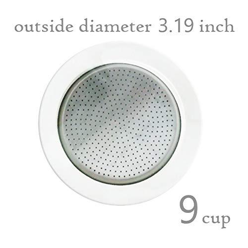 9 cup espresso pot - 7