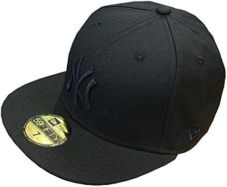 59FIFTY BLACK CAP. FREE CAP BOX NEW ERA Yankees, Dodgers, Red Sox, Braves