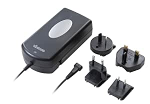 Vivanco PAU 3800 - Alimentador de corriente universal (5-24 V, 3800 mA), color negro