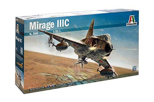 - Italeri 1: 32 - Mirage III, Gray