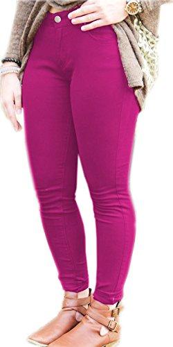 Inc Jeans Vanilla Vanilla Donna Inc Cerise Jeans Donna WRSIq1Z