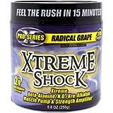 Advance Nutrient Science Xtreme Shock Radical Grape 45 Servings - 8.8 oz (250g)