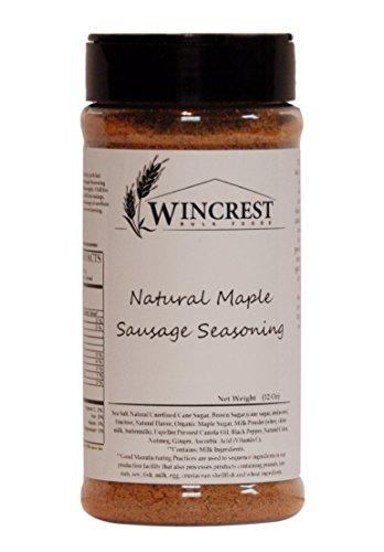 Maple Sausage Seasoning