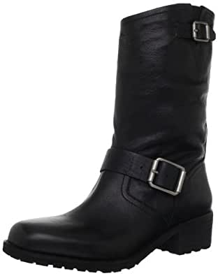 Lucky Women's Aaid Boot,Black,10 M US