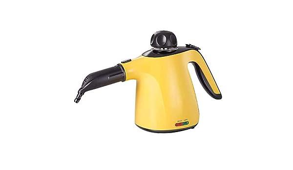 CWC Limpiador de Vapor de Mano con Manguera de alargamiento, 9 Piezas Juego de Accesorios, Libre de químicos de Limpieza: Amazon.es: Hogar