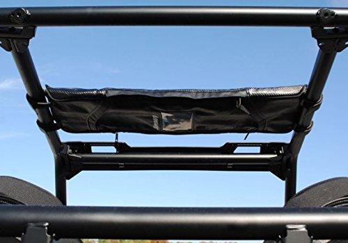 SuperATV Polaris RZR 900/900 S / 1000 Heavy Duty Overhead Storage Bag (2014+) - Quick and Easy to Install! by SuperATV.com (Image #2)