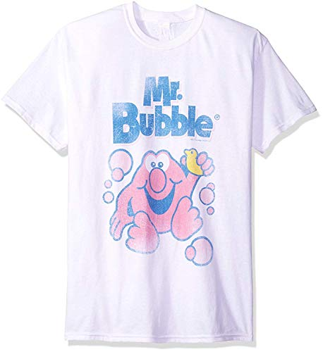 Conla Inspired Mr. Bubble Custom Mens O Neck Cotton T ()