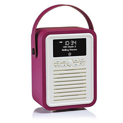 VQ Retro Mini HD & FM Radio with Bluetooth Speaker for sale  Delivered anywhere in Canada