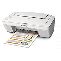 Canon Pixma MG2520 All-In-One Print Scan Copy Inkjet Printer - Ink Not Included