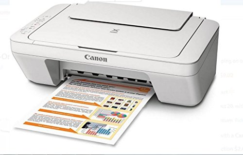 Canon Pixma MG2520 All-In-One Print Scan Copy Inkjet Printer - Ink Not...