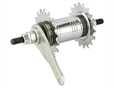 Conversion Kit Coaster Hub Chrome. Bike wheel part, trike wheel hub kit, bicycle hub, bike hub, lowrider, beach cruiser, limo, stretch