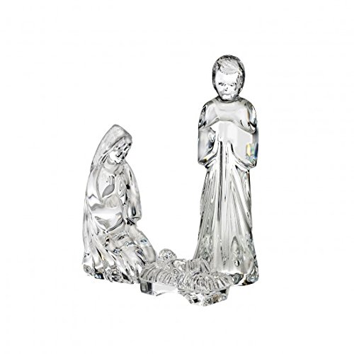 Waterford The Holy Family Nativity, Set of 3 (jesus, Mary...