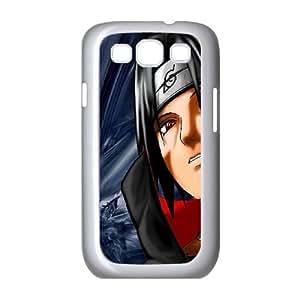 Samsung Galaxy S3 9300 Cell Phone Case White Naruto Phone Case Cover Plastic Unique CZOIEQWMXN31643