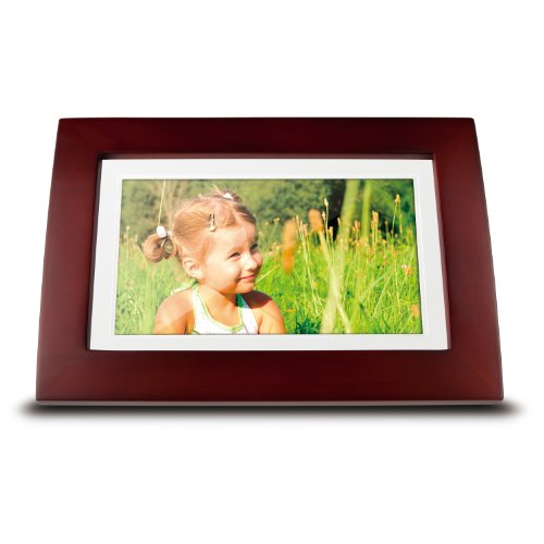 ViewSonic VFA720W-10 7-Inch Digital Picture Frame - Wooden by ViewSonic