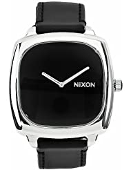 Nixon Womens A286000 Shutter Black Dial Watch