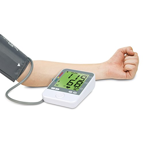 North American Color Changing Arm Cuff Blood Pressure Monitor