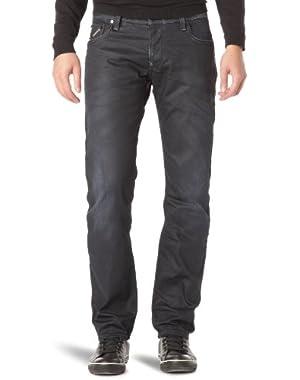 G-Star - Attacc Low Str Denim Jeans in Vintage Aged, Size: 28W x 30L, Color: Vintage Aged