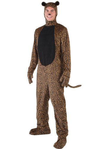 Fun Costumes unisex-adult Adult Leopard Costume X-Large ()