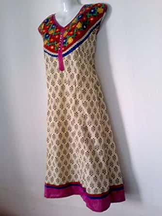 Navratri Special Cotton Top Of Size Xl