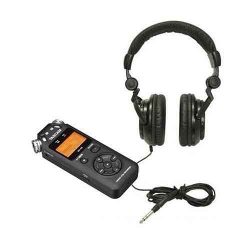 - Tascam DR-05 Portable Handheld Digital Audio Recorder #DR-05 K