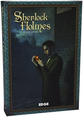 Sherlock Holmes: Queens Park (Sherlock Holmes: Detective Asesor): Grady, Gary, Goldberg, Suzanne, López Peláez, Laura: Amazon.es: Juguetes y juegos