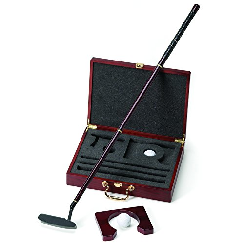 Personalized Executive Golf Putter Set