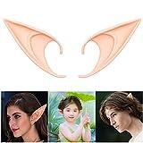 GREAT&LUCKY Cosplay Fairy Pixie Elf Ears - Soft