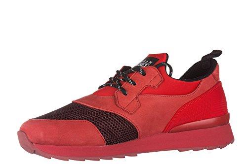 Hogan Rebel zapatos zapatillas de deporte hombres en piel nuevo r261 slipon alla