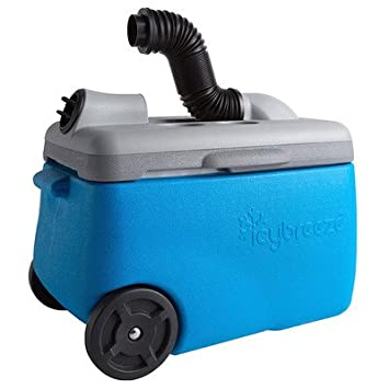 Portable Air Conditioner U0026 Cooler 12V Chill Color: Blue