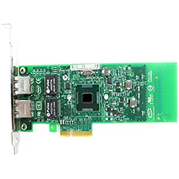 Dell G174P PRO//1000 PT Dual-Port Gigabit Ethernet NIC PCI-E Adapter