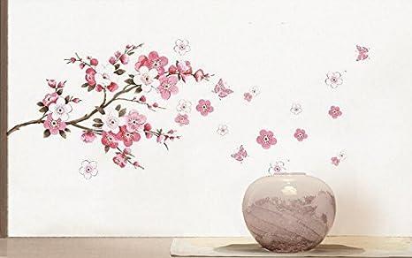Vinilos Decorativos Para Paredes De Habitaciones.Denshine Arte Vinilos Removible Cita Diy Vinilos Decorativos Para Habitaciones Vinilos Florales Adhesivos Pared Para Habitaciones