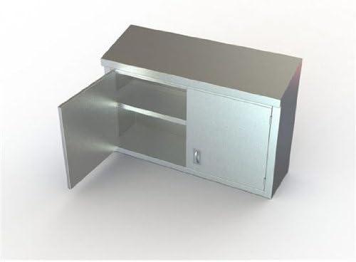 Amazon Com Aero Stainless Steel Wall Cabinet W Hinged