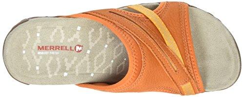 Merrell Terran Slide II Damen Sandalen Orange (Orange)