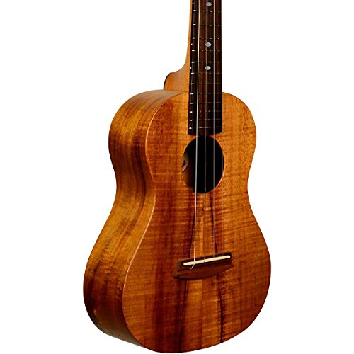 Kala 1KOA-T Elite Tenor Ukulele Satin Natural from Kala