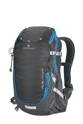 8b85f09b8a Ferrino Flash Backpack, Black, 24-Liter: Amazon.ca: Sports & Outdoors